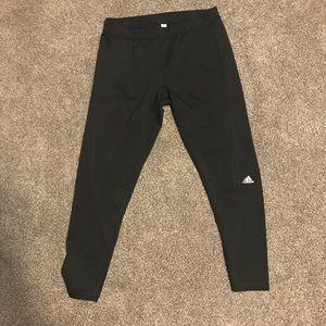 Adidas Climalite workout leggings XL workout pants
